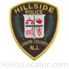 Hillside Police Department Patch