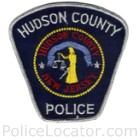 Hudson County Sheriff's Office Patch