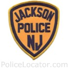 Jackson Township Police Department Patch