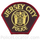 Jersey City Police Department Patch