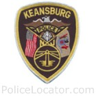 Keansburg Police Department Patch