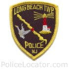 Long Beach Township Police Department Patch