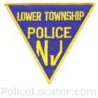 Lower Township Police Department Patch