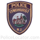 Lyndhurst Police Department Patch