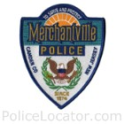 Merchantville Police Department Patch