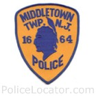 Middletown Township Police Department Patch
