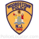 Moorestown Police Department Patch
