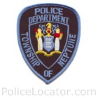 Neptune Township Police Department Patch
