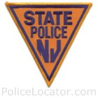 New Jersey State Park Police Patch