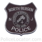 North Bergen Police Department Patch