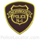 Norwood Police Department Patch