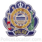 Ocean City Police Department Patch