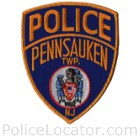Pennsauken Police Department Patch