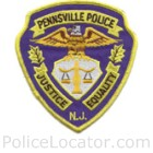 Pennsville Police Department Patch