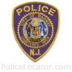 Rahway Police Department Patch