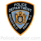 Ridgefield Park Police Department Patch