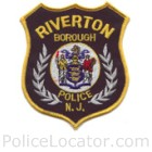 Riverton Police Department Patch