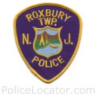 Roxbury Police Department Patch