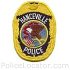 Hanceville Police Department Patch