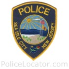 Sea Isle City Police Department Patch