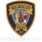 Secaucus Police Department Patch