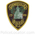 Somerville Police Department Patch
