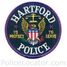 Hartford Police Department Patch