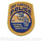 South Plainfield Police Department Patch
