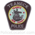 Teaneck Police Department Patch