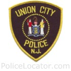 Union City Police Department Patch