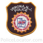 Verona Police Department Patch