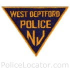 West Deptford Township Police Department Patch