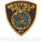 Westfield Police Department Patch