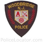 Woodbridge Police Department Patch