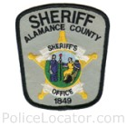 Alamance County Sheriff's Office Patch