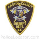 Anson County Sheriff's Office Patch