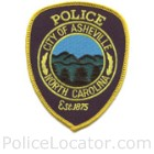 Asheville Police Department Patch