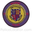 Beaufort Police Department Patch