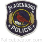 Bladenboro Police Department Patch