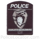 Charlotte-Mecklenburg Police Department Patch