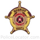 Cherokee County Sheriff's Office Patch