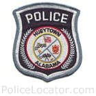 Hueytown Police Department Patch