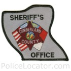 Cumberland County Sheriff's Office Patch