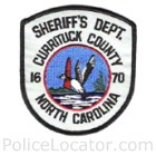 Currituck County Sheriff's Office Patch