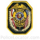 Irondale Police Department Patch