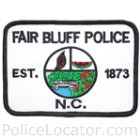 Fair Bluff Police Department Patch
