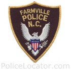 Farmville Police Department Patch