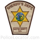Gaston County Sheriff's Office Patch