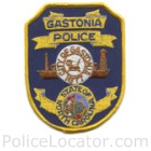 Gastonia Police Department Patch