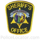 Gates County Sheriff's Office Patch